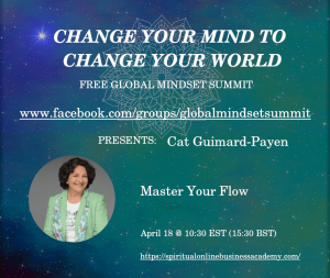 Speaker in the Global Mindset Summit